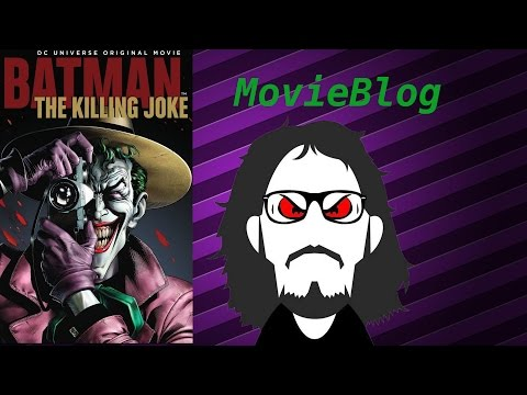 MovieBlog- 479: Recensione Batman: The Killing Joke