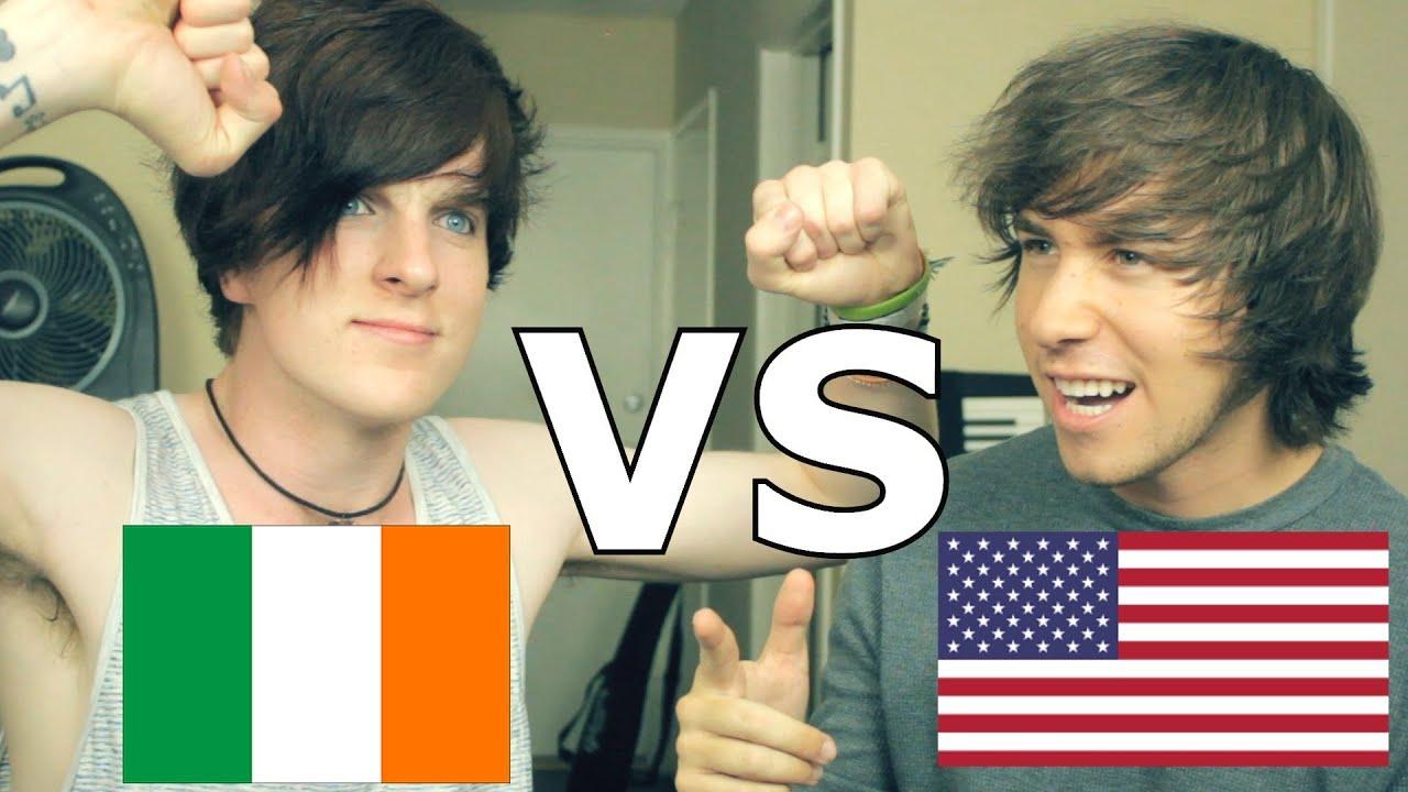 when british people meet americans in alexandria