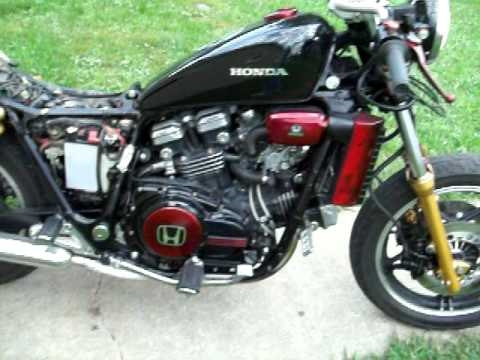 Honda Magna Cafe Racer