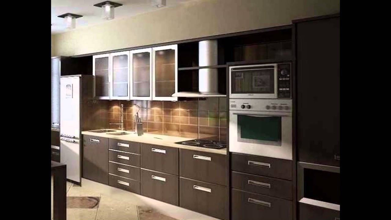 Aluminum Kitchen Cabinet - YouTube