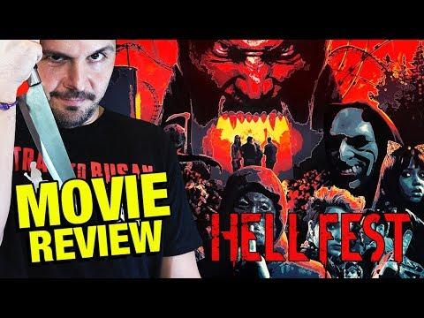 Hell Fest - CRÍTICA - REVIEW - OPINIÓN - Terror - Horror - Gregory Plotkin Mp3