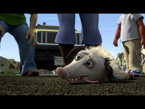 Over The Hedge - Trailer