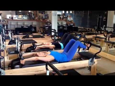 the sharp method studio- formula- Semi-Circle - Pilates