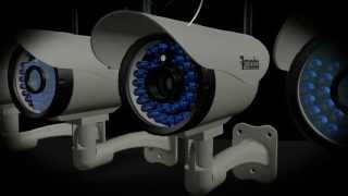 NVR Wireless Home Security Systems With Wireless IP Cameras From Zmodo - Part 2- DHgate