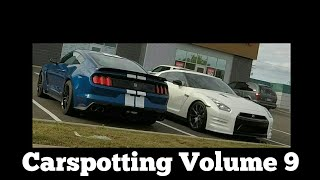 Carspotting Volume 9 (Nissan GTR, Shelby GT350, and A lot More!)