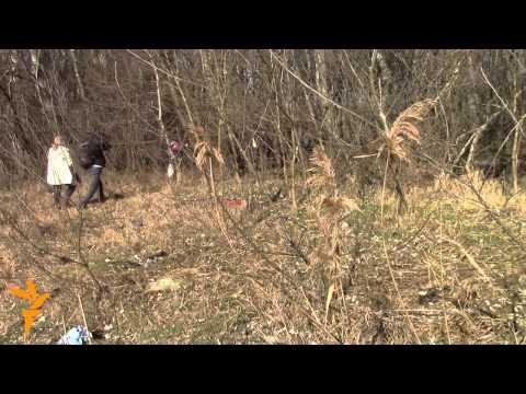 Kosovar Migrants, Fleeing Poverty, Stream Into Hungary