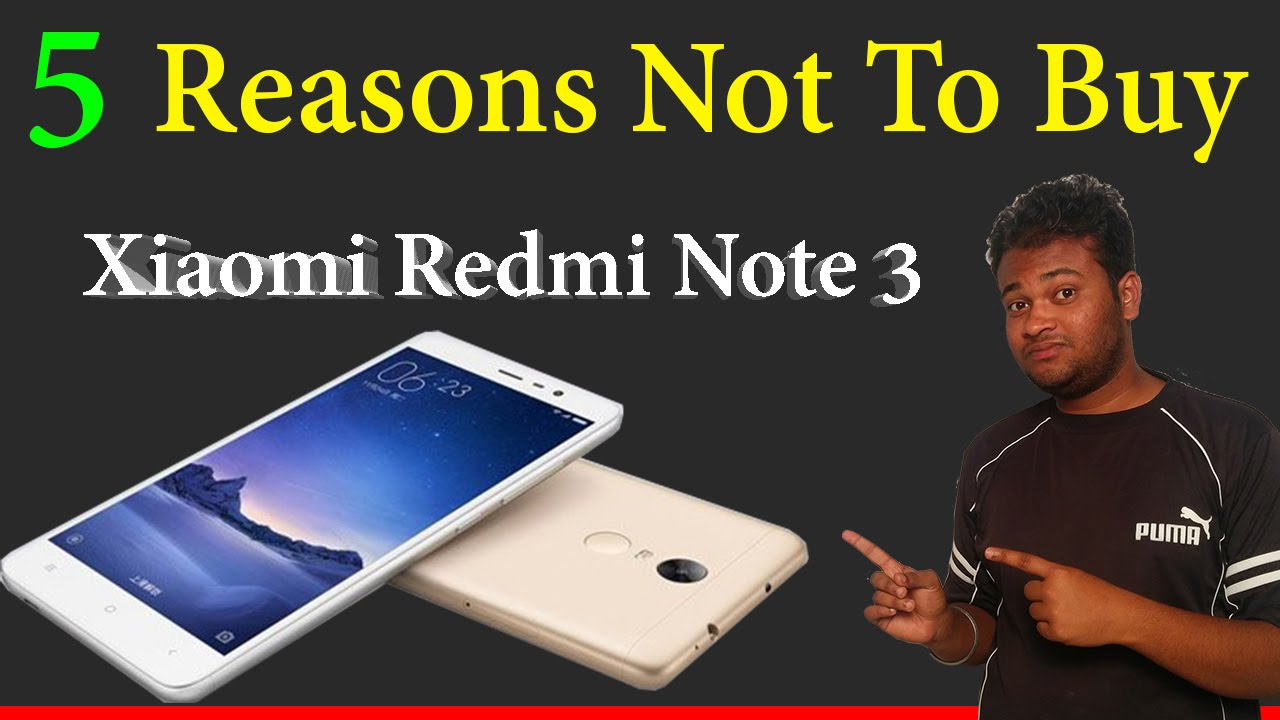[Hindi] Xiaomi Redmi Note 3 Great But Not Perfect
