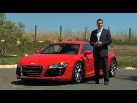Audi R8 V10 technology & details