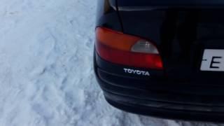 Чтение ошибки SRS Toyota Avensis 1999 г.
