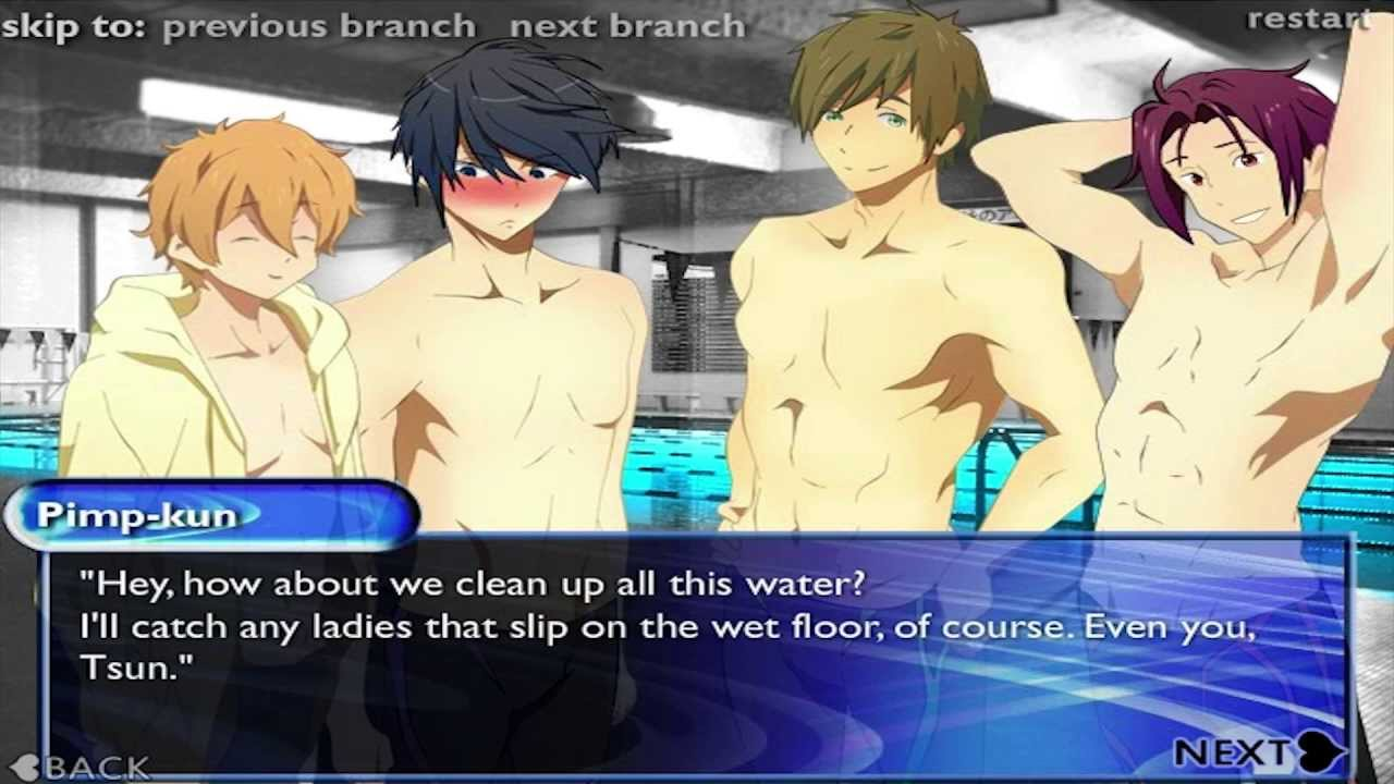 Yaoi dating sim game download
