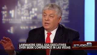 Judge Napolitano Reacts to GSA Admin. Jeff Neely Pleading the 5th