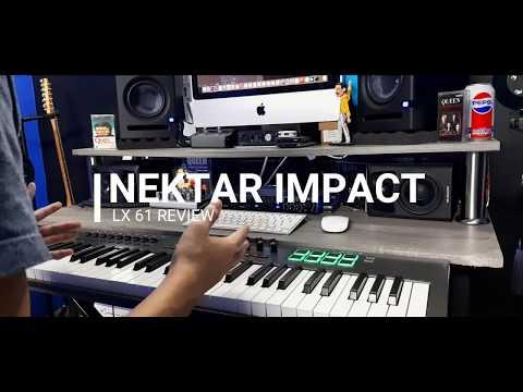 NEKTAR IMPACT LX61+ REVIEW EN ESPAÑOL