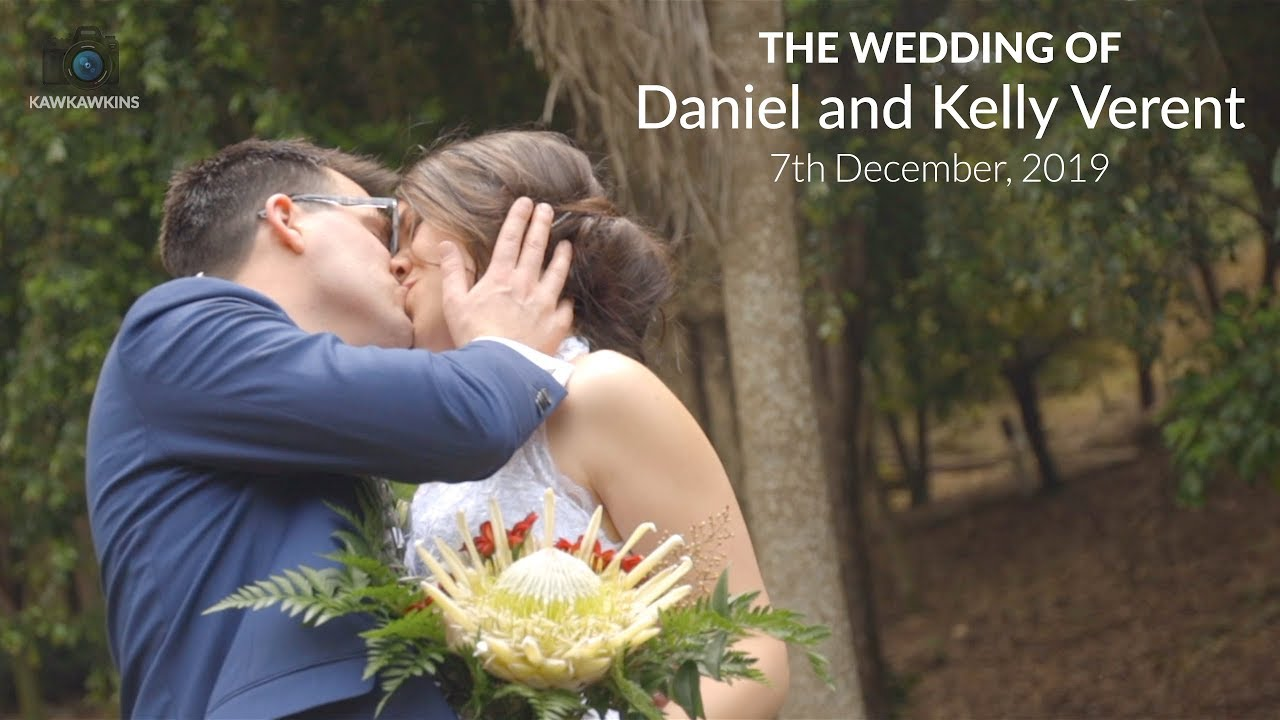 Kelly & Daniel Verrent - Wedding Video