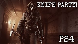 Battlefield V Clip| Knife Party | PS4