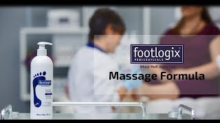 How to use Massage Formula in Professional Pedicures