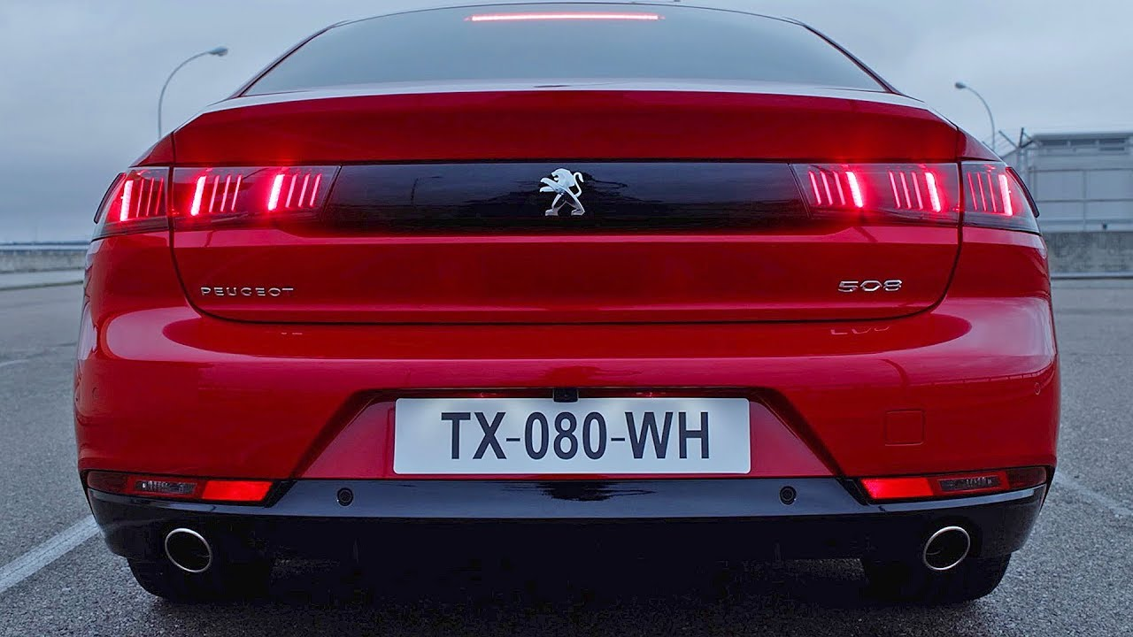 Peugeot 508 2019 The Best French Sedan Youtube