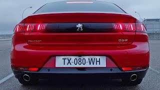 Peugeot 508 (2019) The Best -French- Sedan