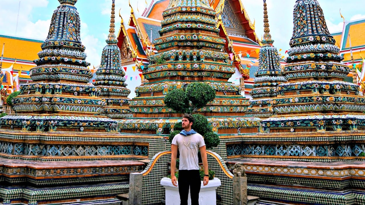 THE MOST AMAZING PLACE ON EARTH - Wat Pho Bangkok Thailand