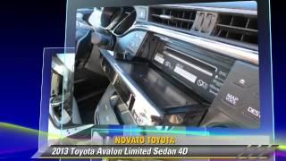 Used 2013 Toyota Avalon Limited - Novato