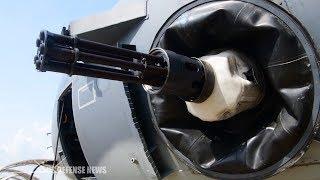 AC-130J Ghostrider Gunship Upgrade gives AFSOC Its Most Lethal Aircraft