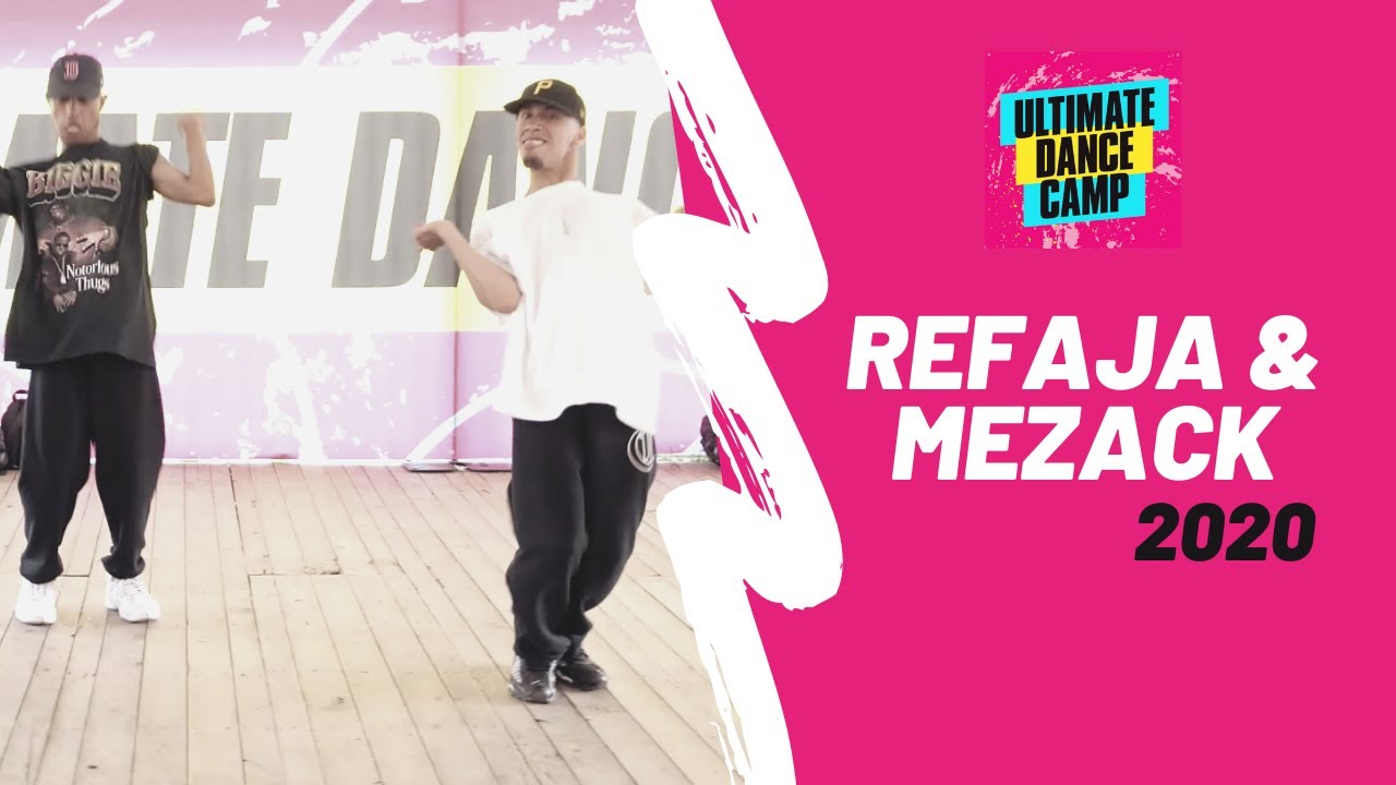 Refaja & Mezack | Ultimate Dance Camp 2020 | Walibi Holland