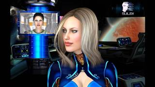 Guile 3D Studio - Virtual Assistant Denise - The Beginning - Part 1 - Heading for Planet Earth Edit.