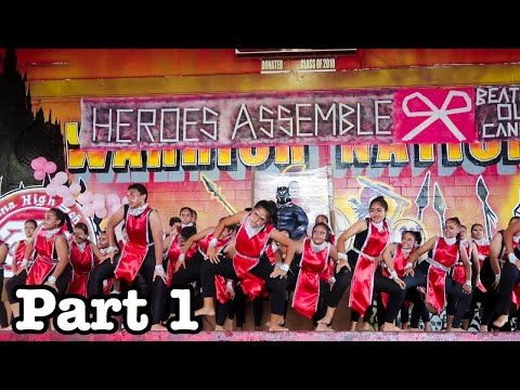 Tafuna High School's MTV Showdown 2019 PT 1 - FRESHMEN | American Samoa