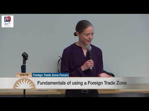 Foreign-Trade Zones (FTZ)