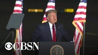 Impact of Bob Woodward's recordings of President Trump