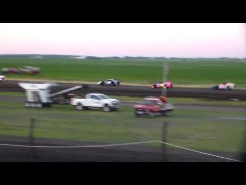 Modified Heat 2 @ Hancock County Speedway 06/20/17