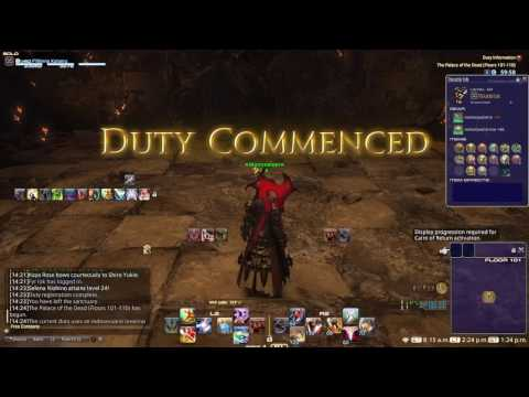 POTD - Floors 101-110 Solo WAR