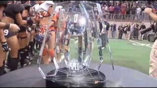 2010 Lingerie Bowl 7 Highlights Los Angeles vs Chicago