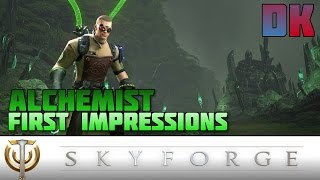 Skyforge - Alchemist Overview/Impressions (1080p)