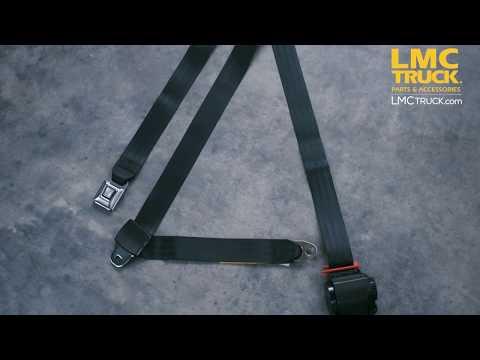 LMC Truck: Seatbelts