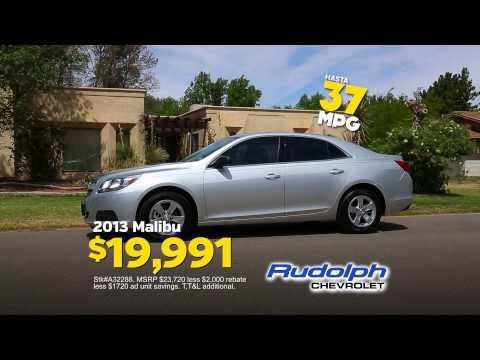 Rudolph Chevrolet - Camaro - Malibu - Truck (Español)