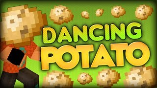 Minecraft HILARIOUS DANCING POTATO on CAMERA w/ Simon and Baki (Craft Bandicoot FINALE)