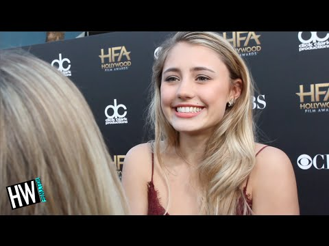 Lia Marie Johnson Talks Cameron Dallas Relationship & 'Expelled' Movie!