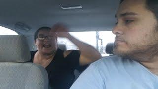 Uber passenger assaults and degraded uber driver Parody thumbnail