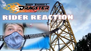 Arms Down, Head Back, & Hold On! | Top Thrill Dragster 2020
