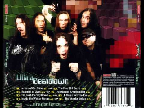 Dragonforce Chipmunk Series 4: Scars of Yesterday