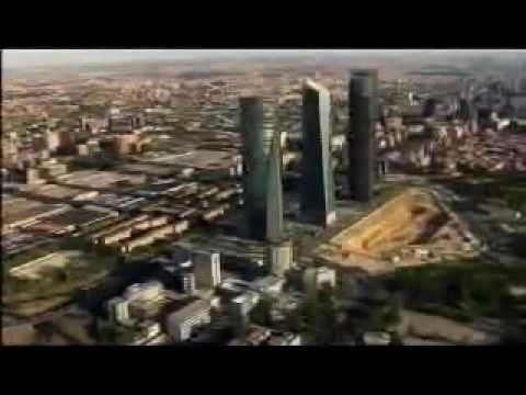 Las Cuatro Torres, la gran postal de Madrid del siglo XXI
