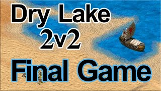 Secret vs Aftermath on Dry Lake! 2v2 Final (Game 7)