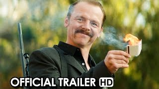 Kill Me Three Times Official Trailer (2014) - Simon Pegg HD