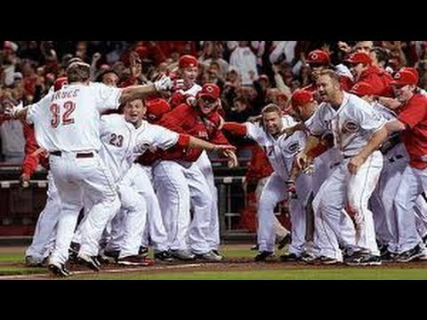 2010 Walk Off Homers HD