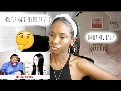 FOR THE NATION (THE TRUTH) (RESPONSE) | D&B NATION