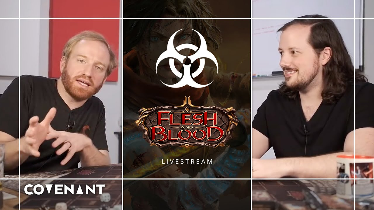 Download Flesh and Blood TCG - Getting Started