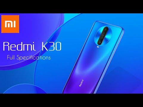 Xiaomi Redmi K30 Full Specifications, Details, Camera, Battery | Redmi K30 | Technical Tips Boy
