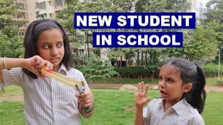 School Mein Rula Diya   New Student in School   Short movie for Kids   Moral Story for Kids