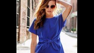 Красивая женская блузка с сайта алиэкспресс aliexpress(Красивая женская блузка с сайта алиэкспресс aliexpress купили за 4 доллара 99 центов. Посылка из Китая дошла за..., 2016-07-05T16:55:51.000Z)