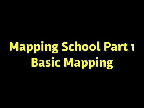 Mapping Tutorial Part 1 Basic Mapping